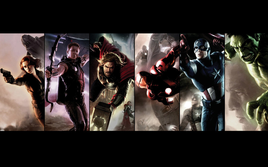 Wallpapers Gratis de Los Vengadores / The Avengers HD