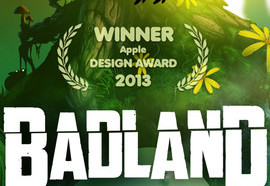 Badland, Excelente Juego para iPad y iPhone al nivel de Angry Birds (1)