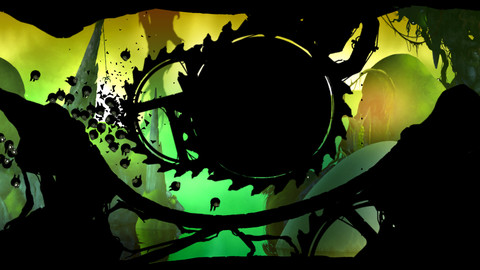 Badland, Excelente Juego para iPad y iPhone al nivel de Angry Birds (2)