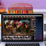 Turntable Live, Ver Conciertos de Artistas Online