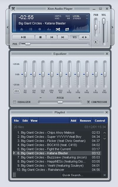 3 Excelentes Alternativas a Winamp (3)