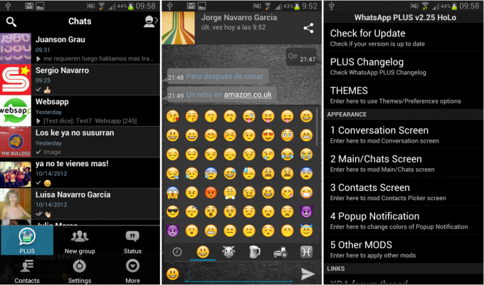Descarga WhatsApp PLUS para Android [APK]