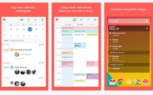 Sunrise, Excelente Calendario para Android
